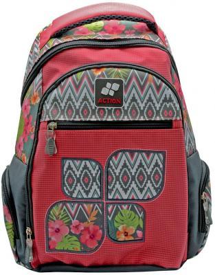 Рюкзак Action! AB11116 разноцветный
