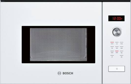 СВЧ Bosch HMT75M624 800 Вт белый bosch bosch hbn211b6r