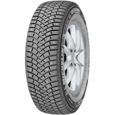 Шина Michelin Latitude X-Ice North LXIN2+ 255/65 R17 114T зимняя шина michelin latitude x ice north 2 plus 235 65 r17 108t
