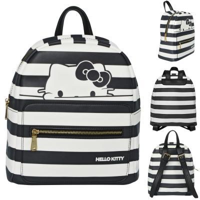 Рюкзак-мини Action! HELLO KITTY черный белый HKO-AB11300/BW рюкзак action мягкий 37х29х15см черный