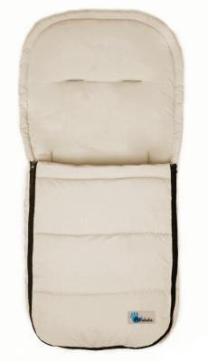 Демисезонный конверт 90x45см Altabebe AL2200 (beige) зимний конверт altabebe lambskin bugaboo footmuff mt2280 lp black 65