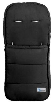 Демисезонный конверт 90x45см Altabebe AL2200 (black) конверт детский altabebe altabebe конверт в коляску зимний lambskin classic footmuff черный
