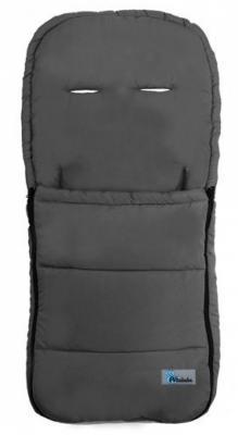 Демисезонный конверт 90x45см Altabebe AL2200 (dark grey) altabebe altabebe конверт microfibre al2200m коричневый