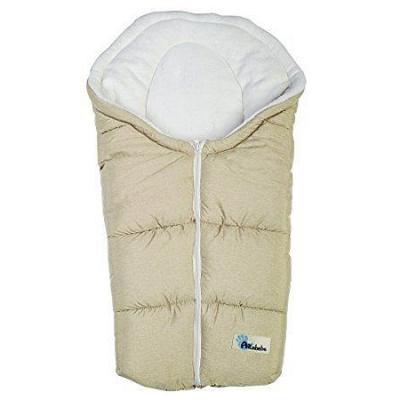 Зимний конверт Altabebe Alpin Pram&Car Seat AL2009P (beige/whitewash) altabebe altabebe конверт в коляску зимний lambskin car seat bag бежевый