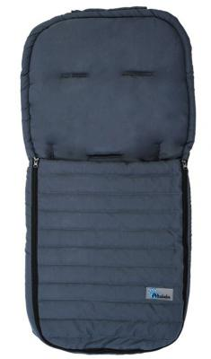 Демисезонный конверт 90x45см Altabebe Microfibre AL2200M (dark grey) демисезонный конверт 90x45см altabebe microfibre al2200m black
