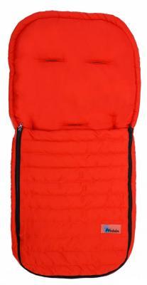 Купить Демисезонный конверт 90x45см Altabebe Microfibre AL2200M (red), универсальный, унисекс, Конверты