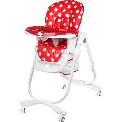 Стульчик для кормления Nuovita Fantasia (punto rosso) стульчик для кормления nuovita nuovita стульчик для кормления fantasia capuccino