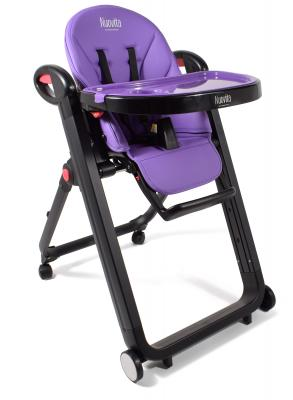 Стульчик для кормления Nuovita Futuro Nero (viola) стульчик для кормления nuovita nuovita стульчик для кормления futuro viola nero