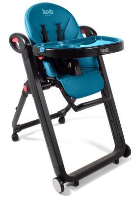 Стульчик для кормления Nuovita Futuro Nero (marino) стульчик для кормления nuovita nuovita стульчик для кормления elegante acqua eco
