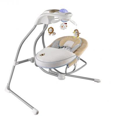 Электрокачели Nuovita Casseta (riva) электрокачели baby care riva с адаптером кофейный
