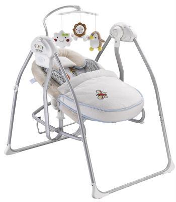 Электрокачели Nuovita Migliore (riva) электрокачели baby care riva с адаптером кофейный