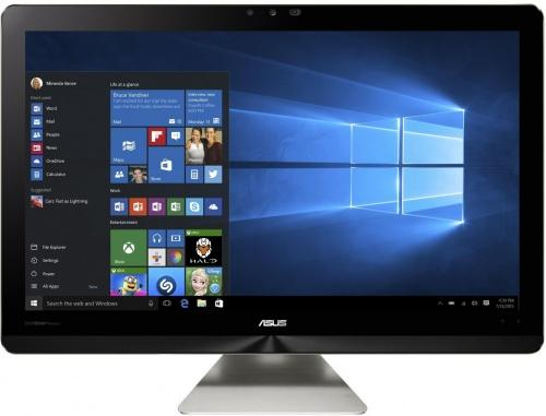 Моноблок 23.8 ASUS Zen AiO ZN241ICGK-RA005T 1920 x 1080 Intel Core i5-7200U 12Gb 1Tb + 128 SSD nVidia GeForce GT 940МХ 2048 Мб Windows 10 Home серый 90PT01V1-M00200 моноблок 23 lenovo v510z 1920 x 1080 intel core i3 7100t 8gb 1 tb nvidia geforce gt 940мх 2048 мб без ос серый 10nq002sru