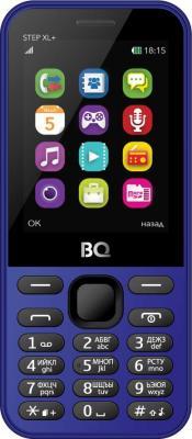 Мобильный телефон BQ BQM-2831 Step XL+ синий мобильный телефон bq mobile bqm 1831 step white