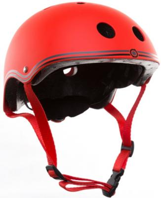 Шлем Globber Junior Red XS-S 51-54 см 500-102 globber globber рюкзак для самокатов junior navy blue