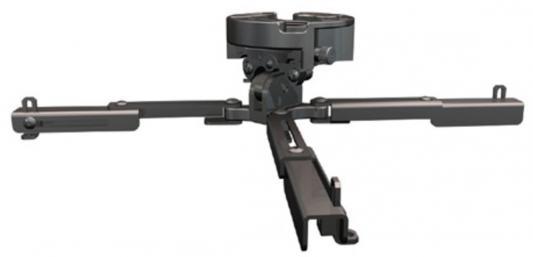 Крепеж Wize PR-UNV потолочный наклон +/- 25° поворот +/- 6° вращение 360° до 23 кг черный 0 pr на 100