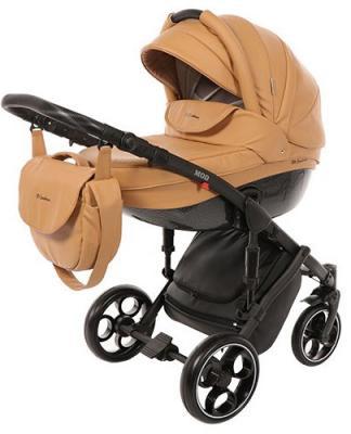 Коляска 3-в-1 Mr Sandman Mod (100%/темно-бежевый) коляска mr sandman prima люлька 100% эко кожа темно синий kmsp100 073407