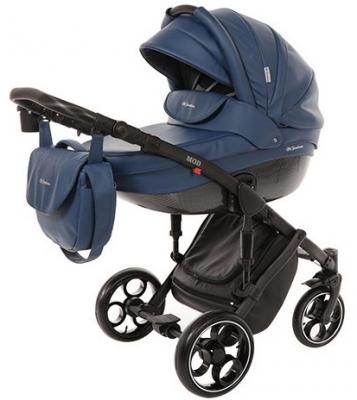 Коляска 3-в-1 Mr Sandman Mod (100%/темно-синий) коляска 3 в 1 rant aura s line 02 темно синий