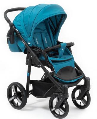 Коляска прогулочная Mr Sandman Traveler (темно-бирюзовый/MR13) коляска mr sandman prima люлька 100% эко кожа темно синий kmsp100 073407