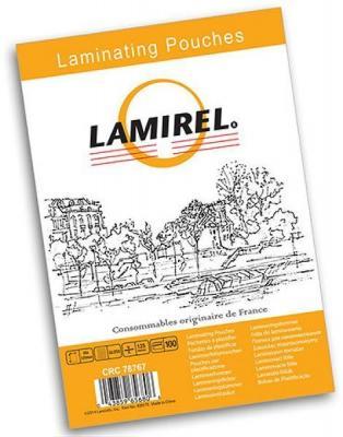 Фото - Пленка для ламинирования Fellowes Lamirel LA-7866201 А6 125мкм 100шт la cura