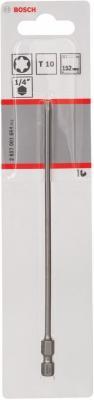 Бита Bosch TORX T10 XH 152мм 2607001664 бита hazet torx t10 2223 t10
