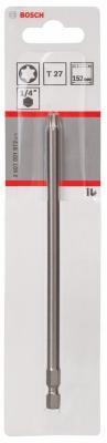 Бита Bosch TORX T27 XH 152мм 2607001672  бита ph2 152 мм bosch профи