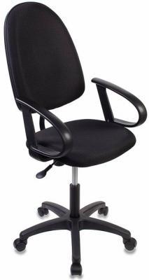 Кресло Бюрократ CH-1300/BLACK черный кресло бюрократ ch 1300 black черный