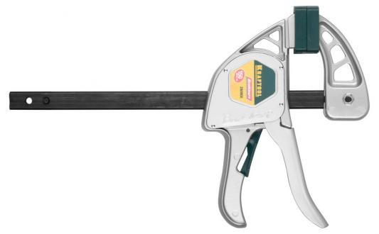 Струбцина Kraftool Expert EcoKraft 32228-15  ручная пистолетная струбцина kraftool ecokraft 32228 45