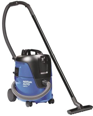 Промышленный пылесос Nilfisk Aero 21-21 PC NIL-107406601 сухая уборка синий чёрный