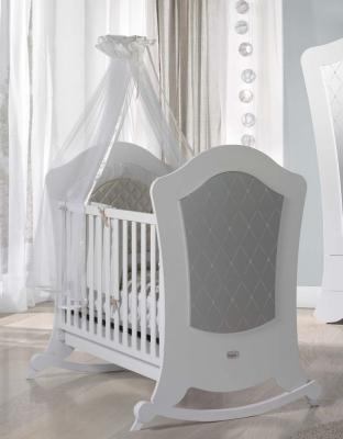 Балдахин с держателем для кровати Micuna Alexa СР-1626 (white)