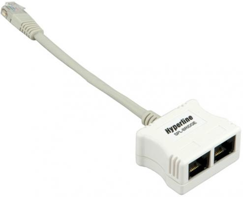 Разветвитель RJ-45 Hyperline SPL-BRIDGE hyperline 16548