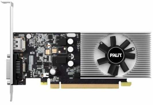 Видеокарта Palit GeForce GT 1030 GeForce GT1030 PCI-E 2048Mb 64 Bit OEM