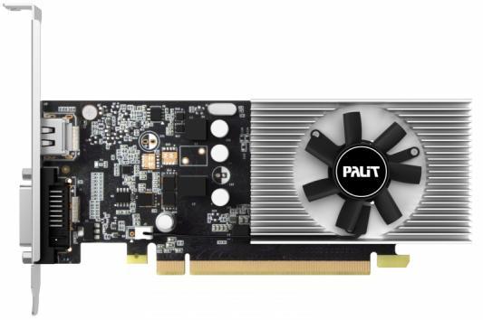 Видеокарта 2048Mb Palit GeForce GT1030 PCI-E DDR5 64bit DVI HDMI HDCP PA-GT1030 2GD5 NE5103000646-1080F Retail