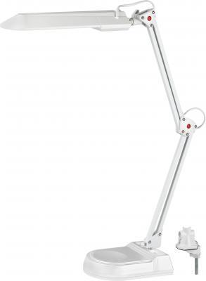 Настольная лампа Эра NL-202 белый NL-202-G23-11W-W