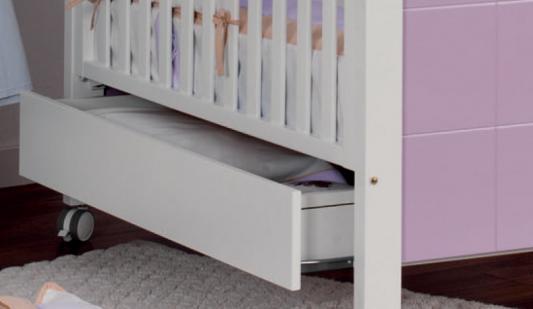 Ящик-маятник для кровати 120х60 Micuna CP-1405 (white) ящик для кровати micuna 120 60 cp 1405 sand