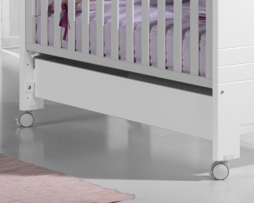 Ящик-маятник для кровати 120х60 Micuna CP-1416 (white) micuna ch 1583 120х60