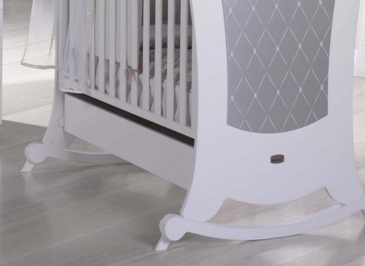 купить Ящик для кровати 120х60см Micuna Alexa (white) по цене 6110 рублей