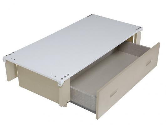 Ящик-маятник для кровати 120х60 Micuna СР-1688 (sand) micuna yumi 120х60