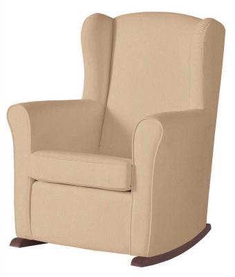 Кресло-качалка Micuna Wing Nanny (chocolate/beige искусственная кожа) стул трансформер для кормления stiony 006 chocolate beige