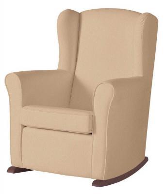 Кресло-качалка Micuna Wing Nanny (chocolate/beige искусственная кожа)