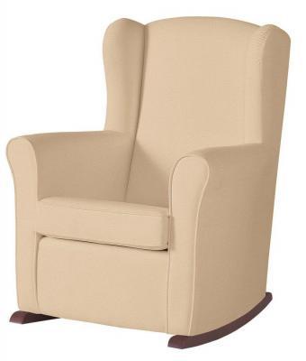 Кресло-качалка Micuna Wing Nanny (chocolate/honeycomb beige)