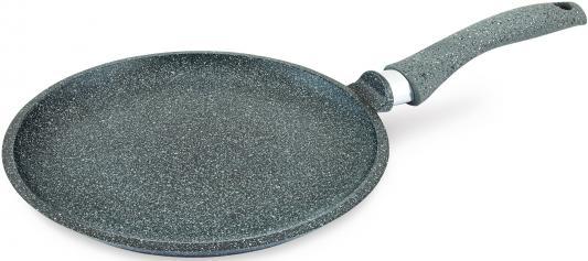 Сковорода Нева-Металл Байкал 24 см алюминий 256224 сковорода нева металл 22124 24 см алюминий