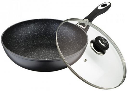 Сковорода Wellberg WB-2998 32 см алюминий сковорода wellberg wb 2300 argent