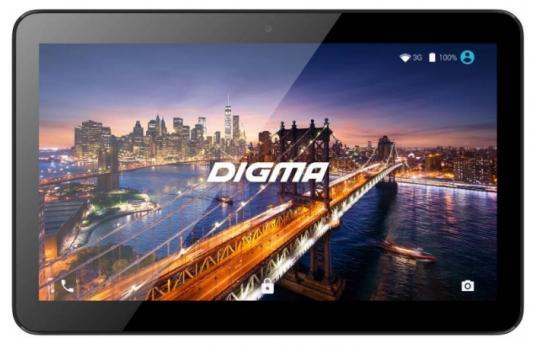 "Планшет Digma CITI 1511 3G 10.1"" 8Gb черный Wi-Fi 3G Bluetooth Android CT1117PG"