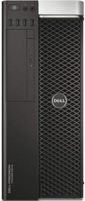 все цены на  Системный блок DELL Precision T5810 MT E5-1650v3 3.5GHz 64Gb 1Tb K620-2Gb DVD-RW Win10Pro клавиатура мышь 210-ACQM  онлайн