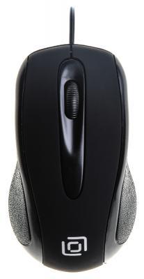 Мышь проводная Oklick 295M чёрный USB