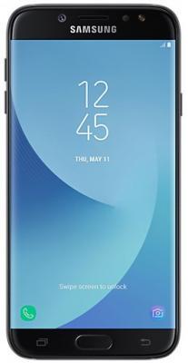 Смартфон Samsung Galaxy J7 2017 черный 5.5 16 Гб NFC LTE Wi-Fi GPS 3G SM-J730FZKNSER смартфон asus zenfone live zb501kl золотистый 5 32 гб lte wi fi gps 3g 90ak0072 m00140
