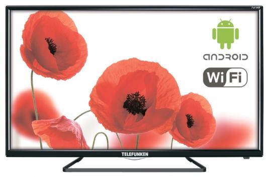 Телевизор Telefunken TF-LED48S39T2S черный