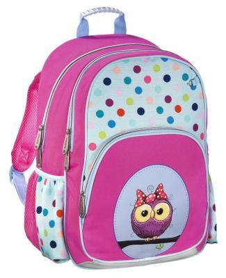 Рюкзак HAMA Sweet Owl 14 л розовый голубой рюкзак hama sweet owl розовый голубой
