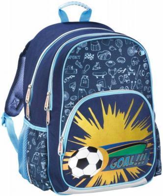 Рюкзак HAMA Soccer 14 л синий 139082