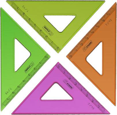 Треугольник СТАММ ТК22 7 см пластик в ассортименте